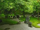 garden design japanese zen garden decor with gravel and natural stone