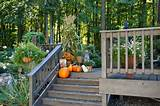 » Halloween Fall Deck Decorating Ideas Pictures » Sit My Garden ...