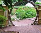 flower garden entrance ideas