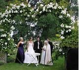 top 5 garden wedding decoration ideas
