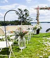 wedding garden ideas with flower decoration 15 Wedding Garden ...