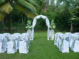 wedding garden decoration if you like green celebrations then make