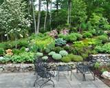 beautiful hillside garden patio landscape ideas best design