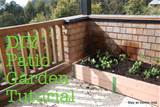 diy patio garden