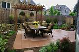 Small Patio Garden Ideas Small Backyard Patio Ideas Garden Ideas ...