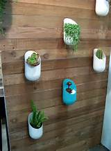 wall pockets, vertical wall gardens