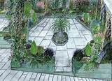 digital imagery below is segment of small patio garden ideas