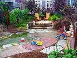 Friendly Backyard Landscaping Ideas for Kids : Unique Backyard ...