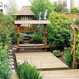 Wooden Backyard Deck And Patio Ideas Backyard Deck And Patio Ideas ...