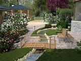 ideas backyard landscaping another backyard garden 25 exotic backyard ...