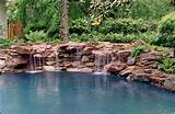... , : Awesome Natural Stone Slabs Backyard Garden Pond Ideas Design