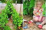 Homemade bean tepee for kids by Intrepid Murmurings