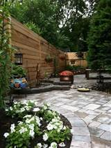 Design long narrow backyard design ideas small backyard designs Design ...