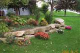 Mundelein, IL : Rock landscape