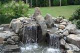 stone landscaping ideas backyard rock garden ideas photograph beauty ...