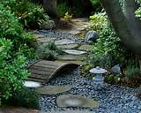 ... Rock Garden Patio Landscape for Create a River Rock Garden Patio Ideas