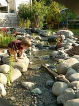Natural River Garden Patio Landscape Best Patio Design Ideas Gallery