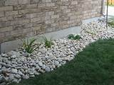 ... River Rock Landscaping Pictures » Extraordinary Landscaping Spring