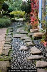... weeks ago river rock mortared on edge repinned on toby designs