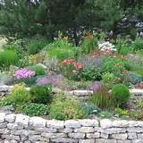 ... River Rock Garden Ideas , Natural And Artistic Garden With River Rock