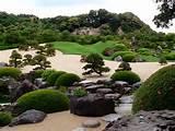 the basic concept of a japanese rock garden
