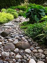 using stone and rock in the garden inspirational ideas