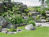 garden in stone