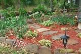 rock garden sunny side