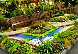 backyard flower garden designs Beautiful Flower Garden Layout for Your ...