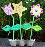 plant a flower garden preschool craft have fun making flowers