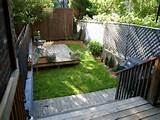 big ideas for small yard garden design ideas
