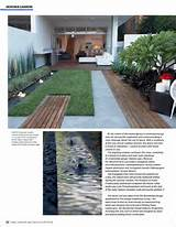 Publication : Backyard & Garden Design Ideas-Small Gardens
