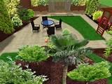 small garden landscaping