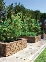 ... Landscape Garden Decoration With Brick: Awesome small garden design