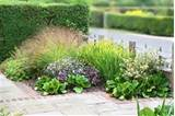 ... of landscaping materials across the front and back garden design