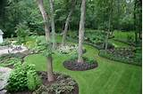 landscapes for small and large yards beautiful backyard landscapes