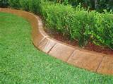 ... Garden Edging Green Grass Ideas Plants For Lawn Edging Elevated Lawn
