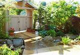 garden inspiring garden decoration for backyard design ideas with
