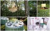 wedding reception decorations garden weddings ideas garden idea