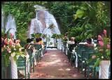 Wedding Garden Decoration Idea