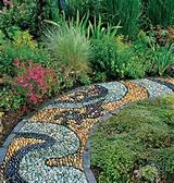 Garden path decorating ideas