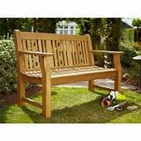Hartman Garden Furniture on Hartman Harley 3 Seater Garden Bench ...