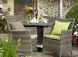 garden furniture product hartman bentley 4 seat round set