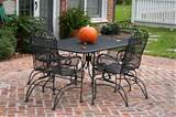 wrought iron garden furniture2