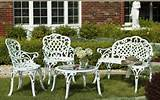 wrought iron garden furniture1