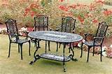 wrought iron garden furniture5 related with wrought iron garden ...