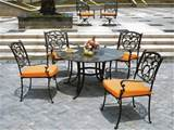 garden wrought iron furniture wrought iron furniture 4 garden themes
