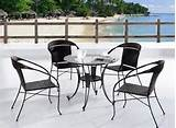 Why You Should Consider Wrought Iron Outdoor Furniture