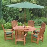 Choosing Wooden Garden Furniture Effectively