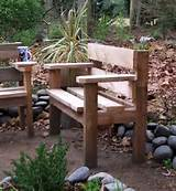 Advantages of Wooden Garden Furniture